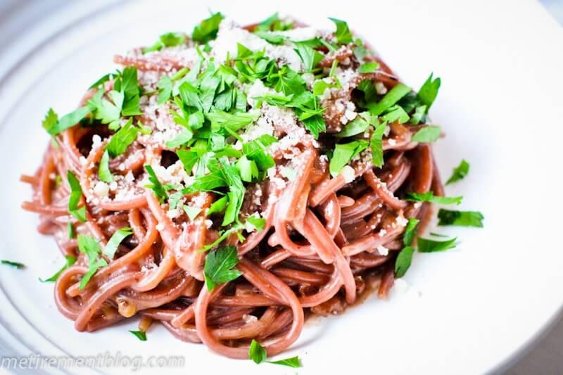 Drunken Spaghetti Carbonara